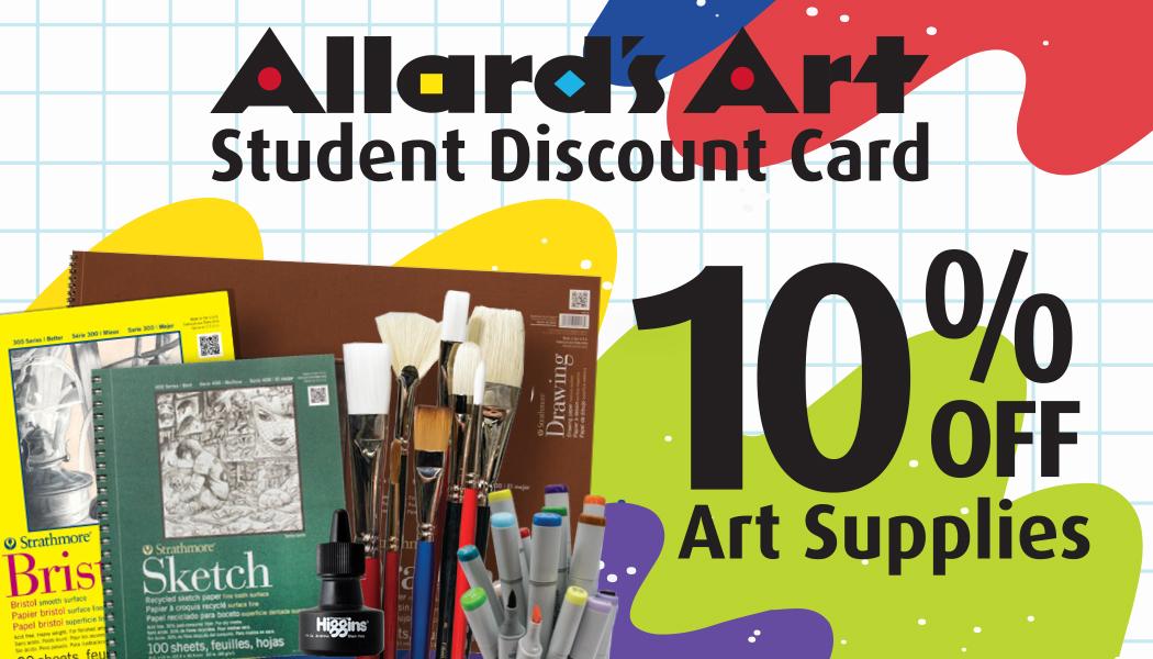 Allard's Art Supplies